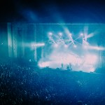 Sylvan Esso at the Greek Theatre, by Lilly Nguyen