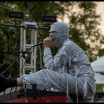 The Mummies at Burger Booglaoo 2018 in Mosswood Park, by SarahJayn Kemp