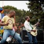 Giuda at Burger Booglaoo 2018 in Mosswood Park, by SarahJayn Kemp