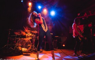 Juliette and The Licks at the Cornerstone, by Ria Burman