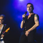 Depeche Mode at Openair St. Gallen 2018 in Switzerland, by Ian Young