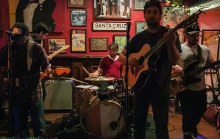 Tommy Alexander at The Crepe Place, by Joshua Huver