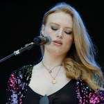 Freya Ridings at the Outside Lands Music Festival 2018, by Jon Bauer