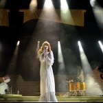 Florence + the Machine at the Outside Lands Music Festival 2018, by Jon Bauer