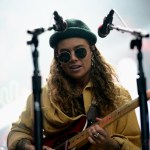 Tash Sultana at the Outside Lands Music Festival 2018, by Jon Bauer