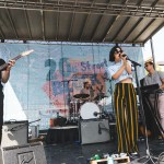 The Marias at the Noise Pop 20th St. Block Party 2018, by Ian Young