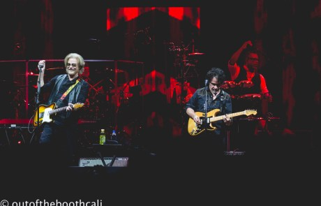 Photos: Hall + Oates with Train at Oracle Arena