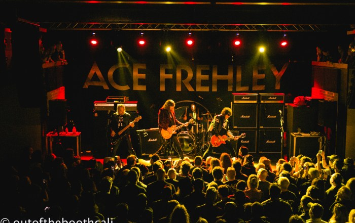 Photos: Ace Frehley at Cornerstone