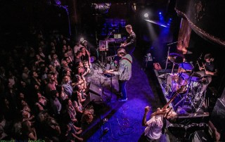 Miniature Tigers at the Great American Music Hall, by Joshua Huver