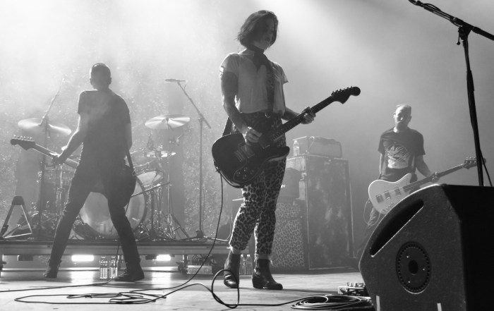 Review + Photos: The Distillers at the Fox Theater