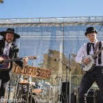 The Dead South at Hardly Strictly Bluegrass 2018 in Golden Gate Park, by Ria Burman