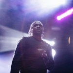 Pusha T at Treasure Island Music Festival 2018, by Priscilla Rodriguez
