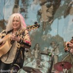 Emmylou Harris & The Red Dirt Boys at Hardly Strictly Bluegrass 2018 in Golden Gate Park, by Ria Burman