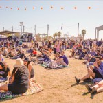 Crowd at Treasure Island Music Festival 2018, by Priscilla Rodriguez