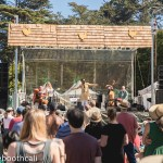 Aki Kumar at Hardly Strictly Bluegrass 2018 in Golden Gate Park, by Ria Burman