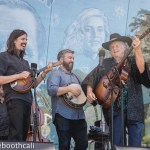 Peter Rowan at Hardly Strictly Bluegrass 2018 in Golden Gate Park, by Ria Burman
