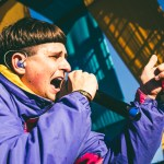 Oliver Tree at the Music Tastes Good Festival 2018, by Ian Young