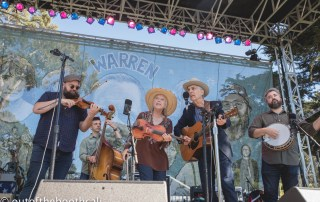 Laurie Lewis & The Right Hands at Hardly Strictly Bluegrass 2018 in Golden Gate Park, by Ria Burman
