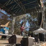 Robert Finley at Hardly Strictly Bluegrass 2018 in Golden Gate Park, by Ria Burman