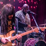 Khruangbin at The Catalyst, by Joshua Huver