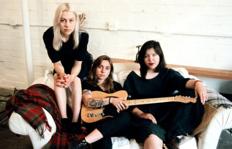Julien Baker, Phoebe Bridgers, and Lucy Dacus are the women of boygenius who outsmarted them all