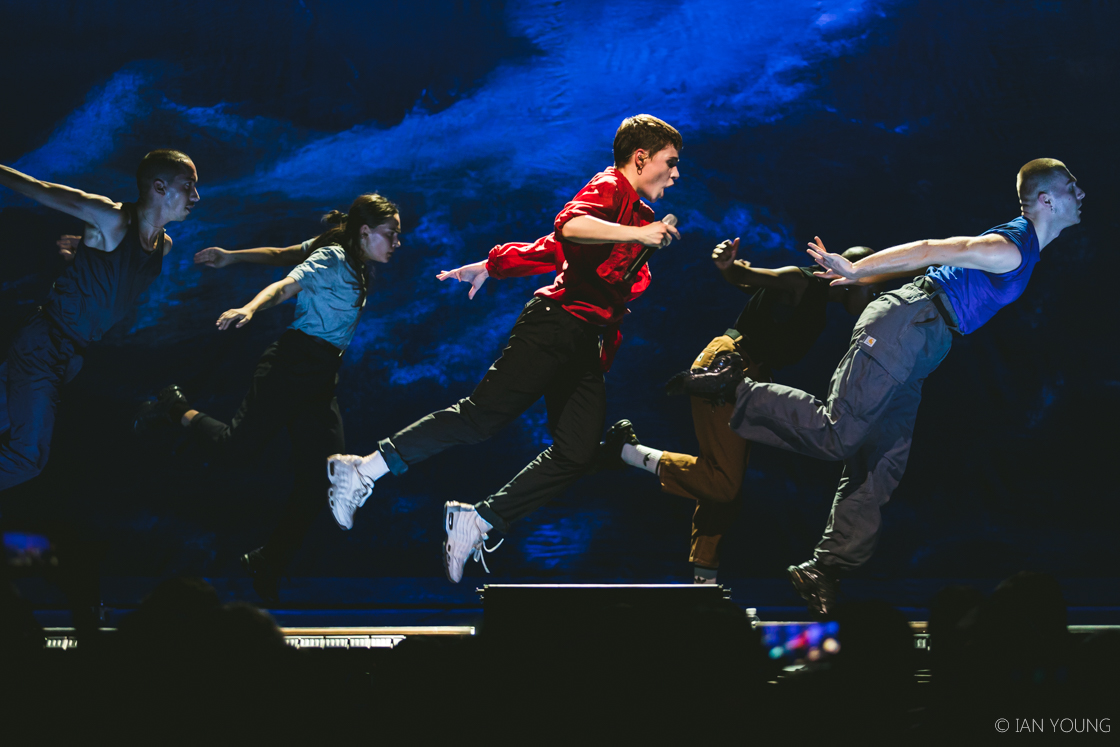 Christine and the Queens at the Fox Theater, by Ian Young