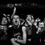 The Distillers Fans at Fox Theater, by William Wayland