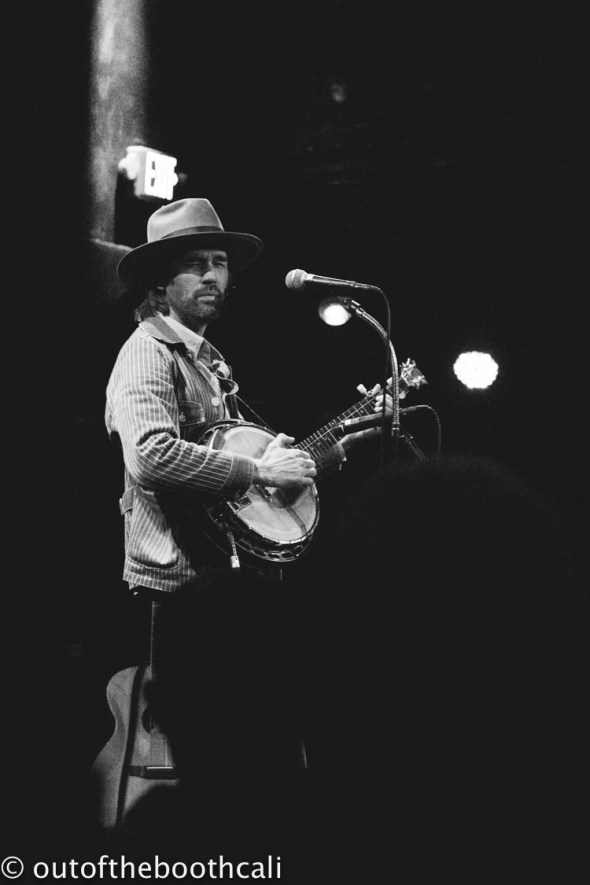 Willie Watson at the Great American Music Hall, by Ria Burman