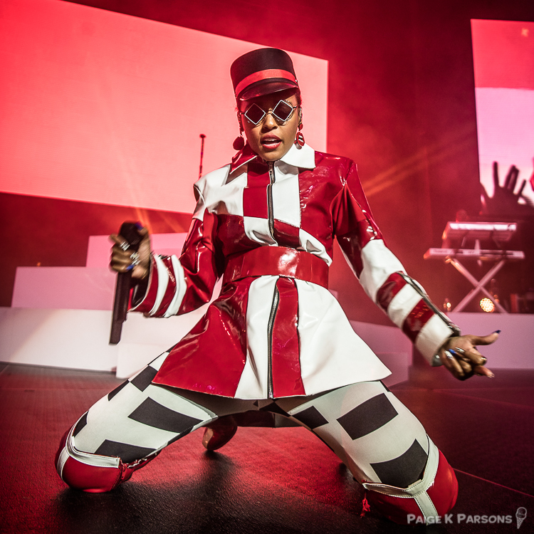 Janelle Monae at the Masonic, by Paige K. Parsons