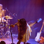 The Coathangers at The Independent, by Estefany Gonzalez