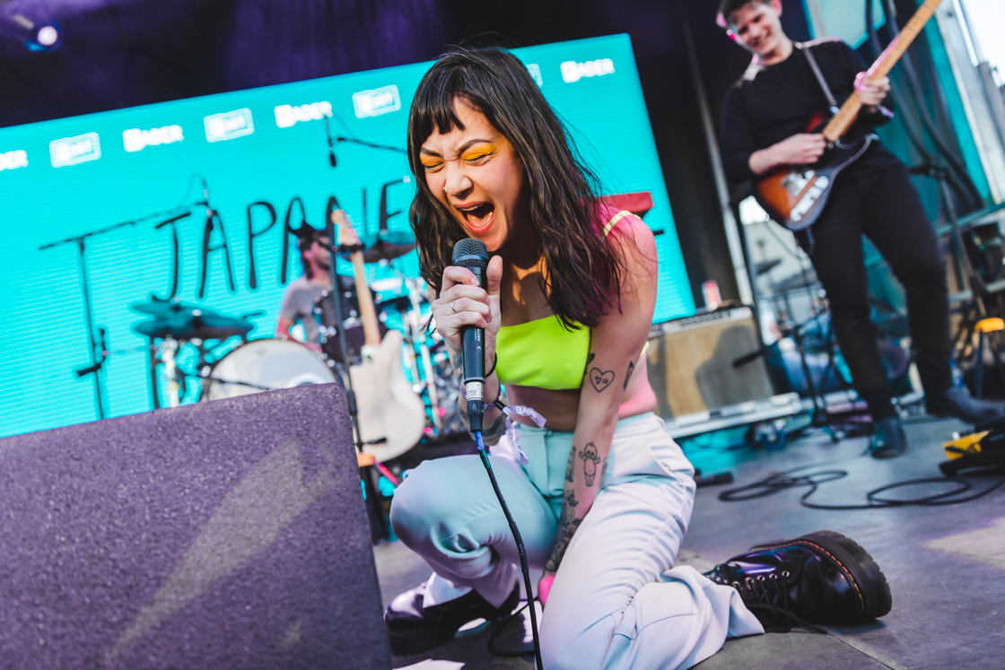 SXSW Day Three - Japanese Breakfast by Ian Young