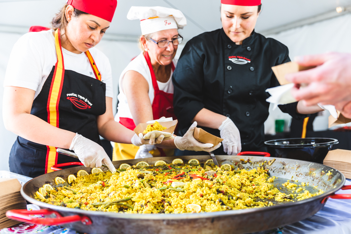 SXSW Day Three - Paella by Ian Young