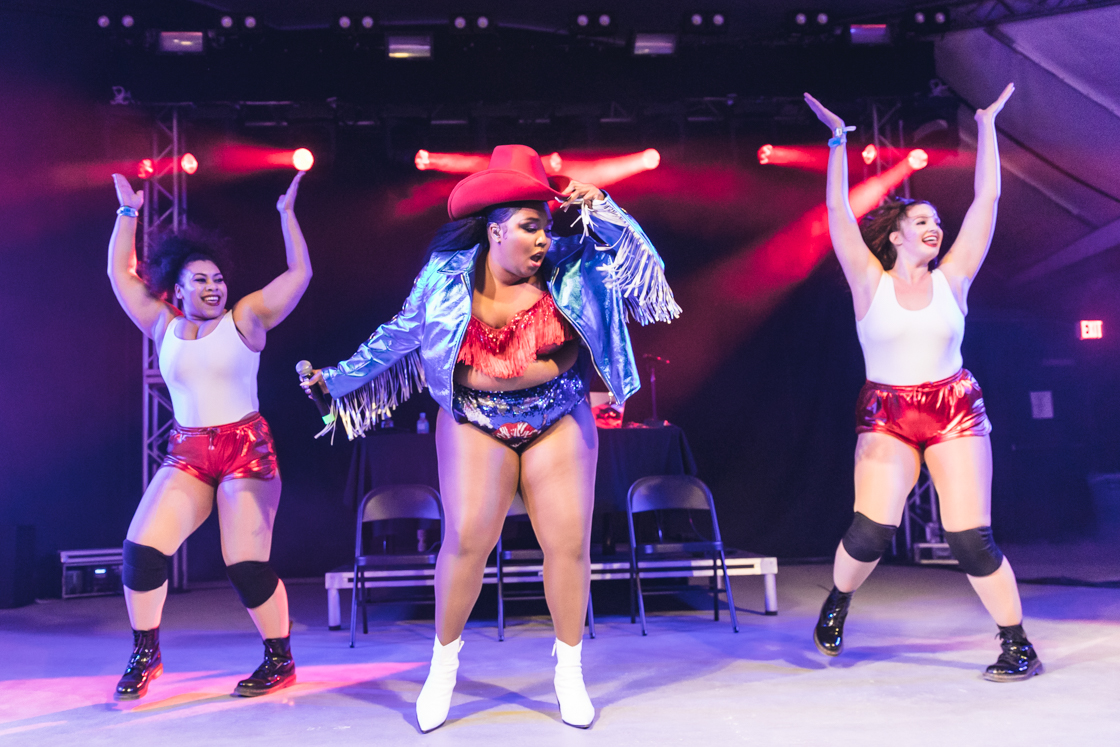 SXSW Day Four - Lizzo by Ian Young