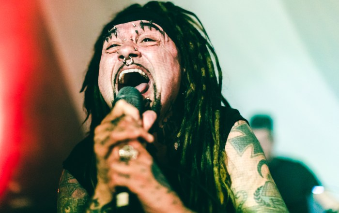 Photos: Wax Trax! Records celebrates with Ministry, Cold Cave at Great American Music Hall