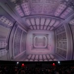 Sphere by Robot Koch at MUTEK.SF 2019 at the Academy Of Sciences, by Jon Bauer