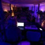 Kaitlyn Aurelia Smith at MUTEK.SF 2019 at 906 World Cultural Center, by Jon Bauer