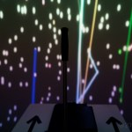 Crowd at MUTEK.SF 2019 at The Midway, by Jon Bauer