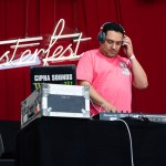 Cipha Sounds at Clusterfest 2019, by SarahJayn Kemp