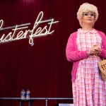 Four Old Ladies and a Cheesecake at Clusterfest 2019, by SarahJayn Kemp