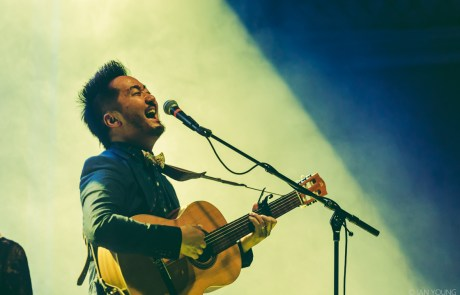 Photos: Kishi Bashi at August Hall