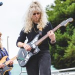 Chastity Belt at Phono del Sol 2019, by Ian Young