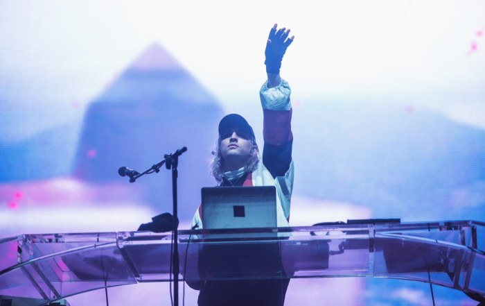 Review: Porter Robinson's Second Sky Festival