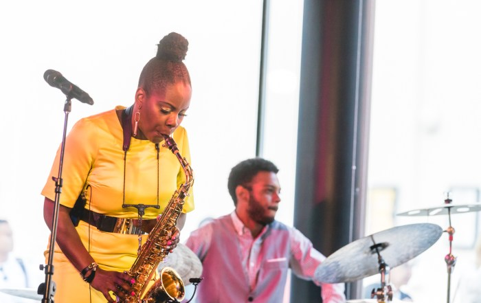 Photos: Tia Fuller at SFJAZZ