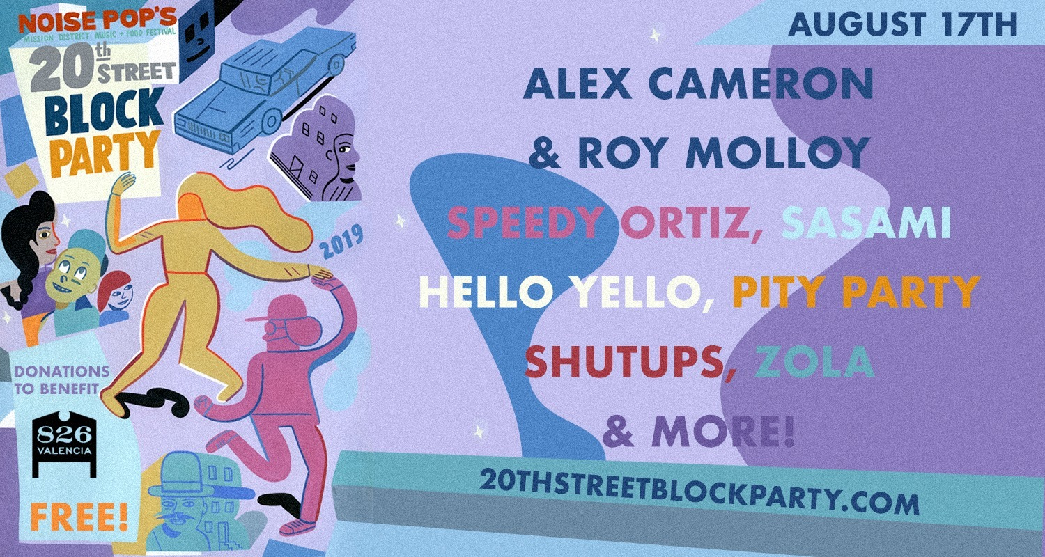 20th Street Block Party 2019