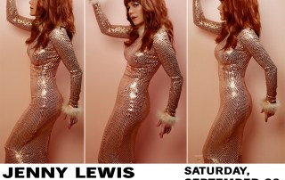 Jenny Lewis at the Fox Theater