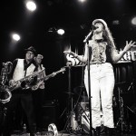 Royal Jelly Jive at the Sweetwater Music Hall, by Carolyn McCoy