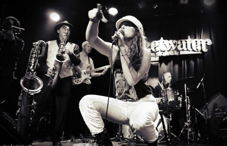 Review + Photos: Royal Jelly Jive at Sweetwater Music Hall
