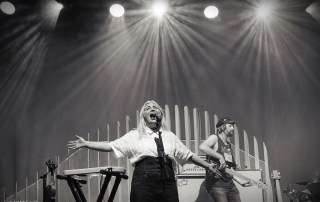 The Head And The Heart at the Bill Graham Civic Auditorium, by Carolyn McCoy