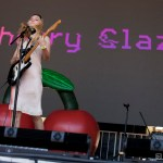 Cherry Glazerr at Outside Lands 2019, by Daniel Kielman
