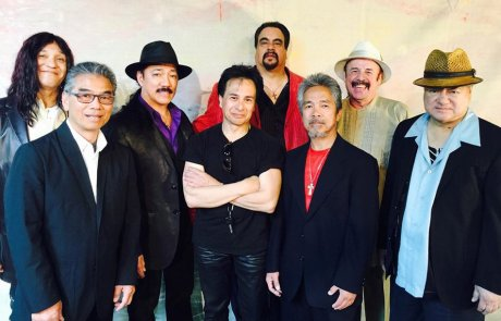 Legendary Filipino Latin jazz rock group Dakila to perform at Undiscovered SF
